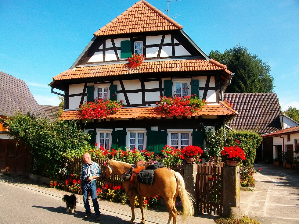 Seebach Elsass