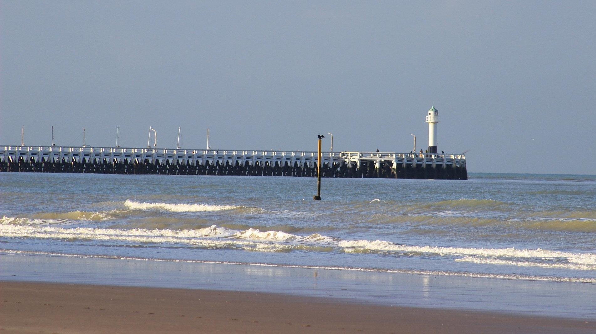 2 Wochen Benelux bis an die Nordsee
